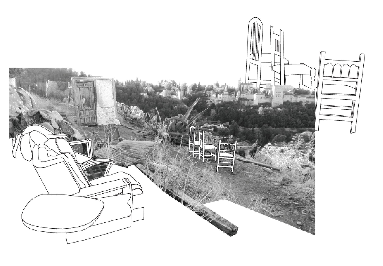 A los dos lados de la muralla: Albaycin y Sacromonte [Miradas desde la Escuela de Arquitectura]