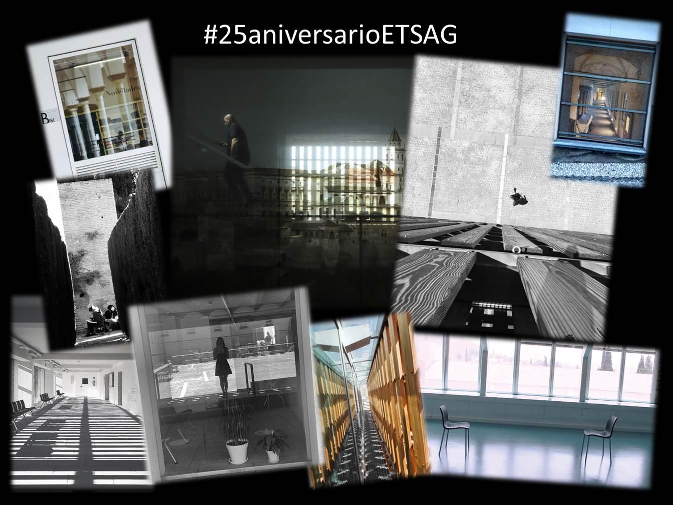 #25aniversarioETSAG