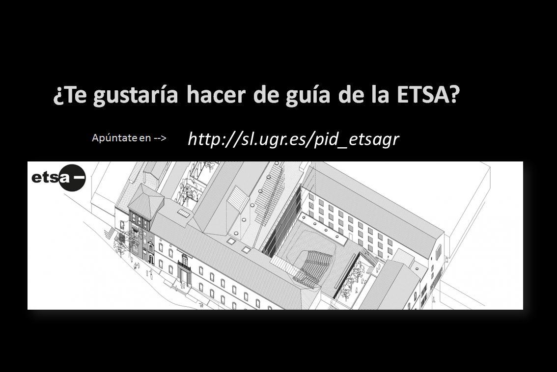 Proyecto innovacion docente en ETSAGr