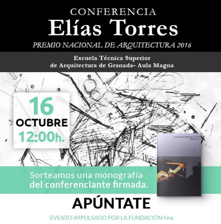 Sorteo Monografía Elías Torres