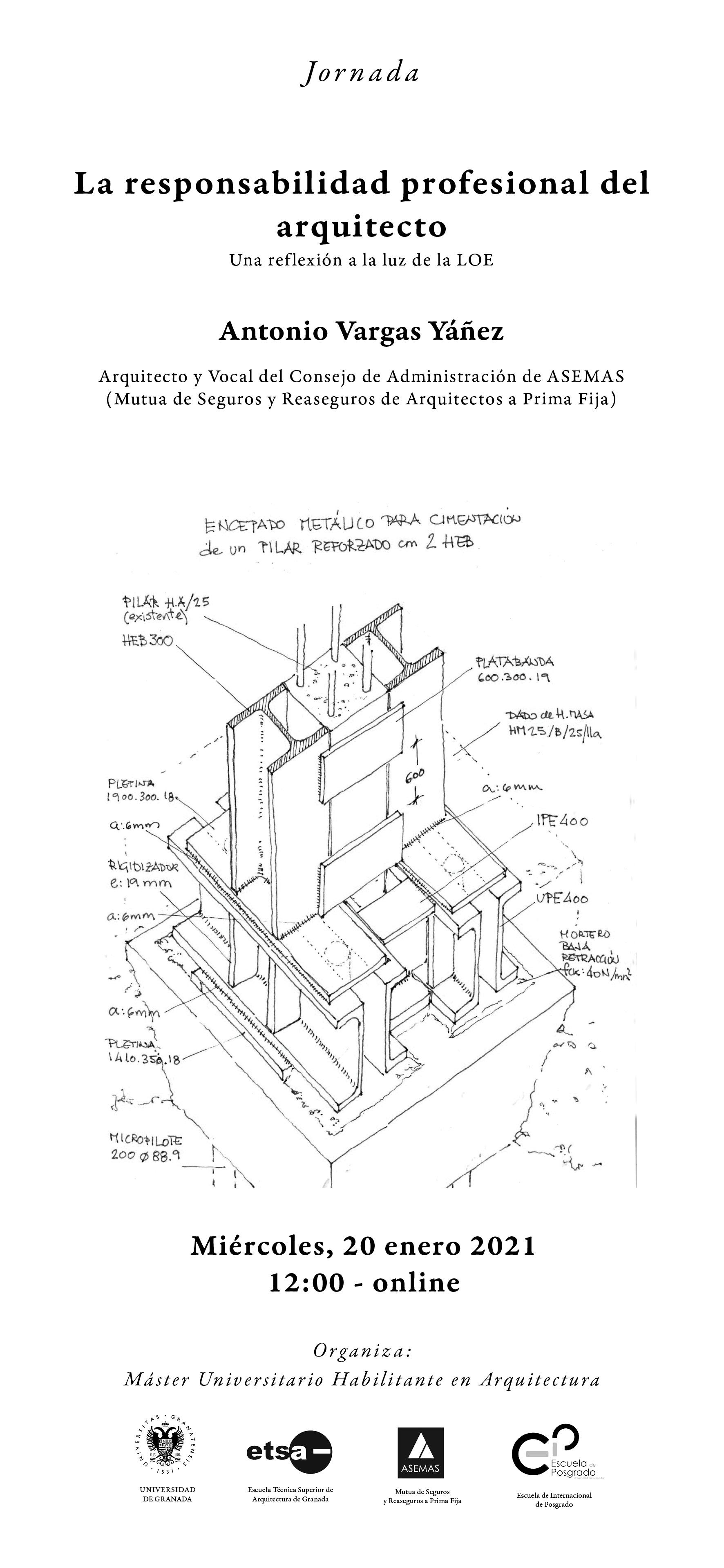 La responsabilidad profesional del arquitecto
