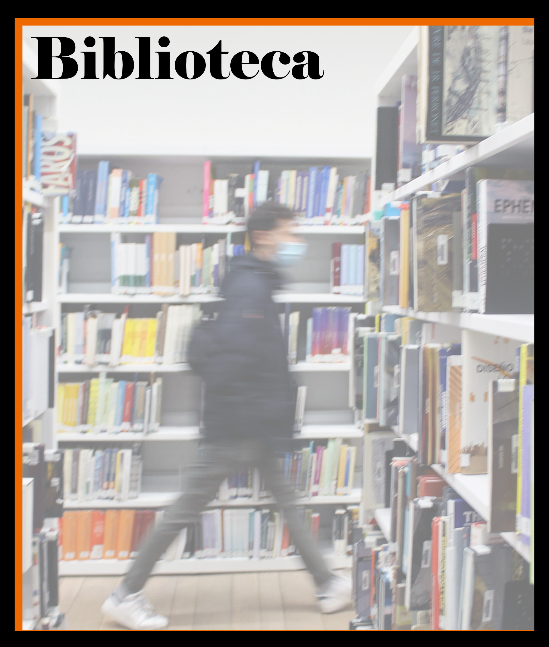 Referencias de la Biblioteca de la ETSAG